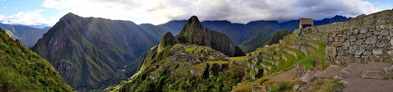 Se rendre au Machu Picchu